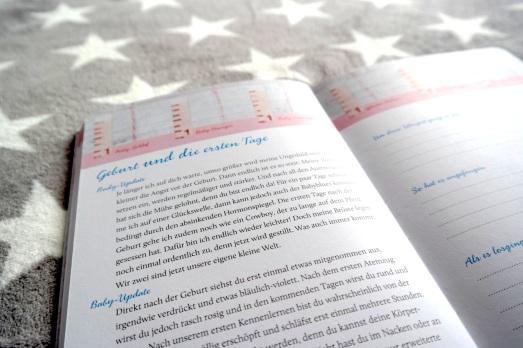 Schwangerschaft Ratgeber Baby schwanger Checkliste Buch Empfehlung Tipp Geschenk Lesetipp Ich & Du Tagebuch Schwangerschaftstagebuch