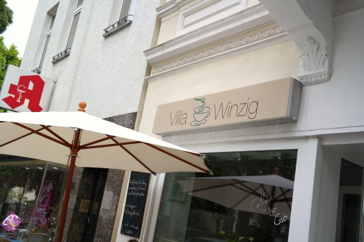Villa Winzig Bonn Godesberg Blog Cafe Coffe to Go Lunch Kuchen
