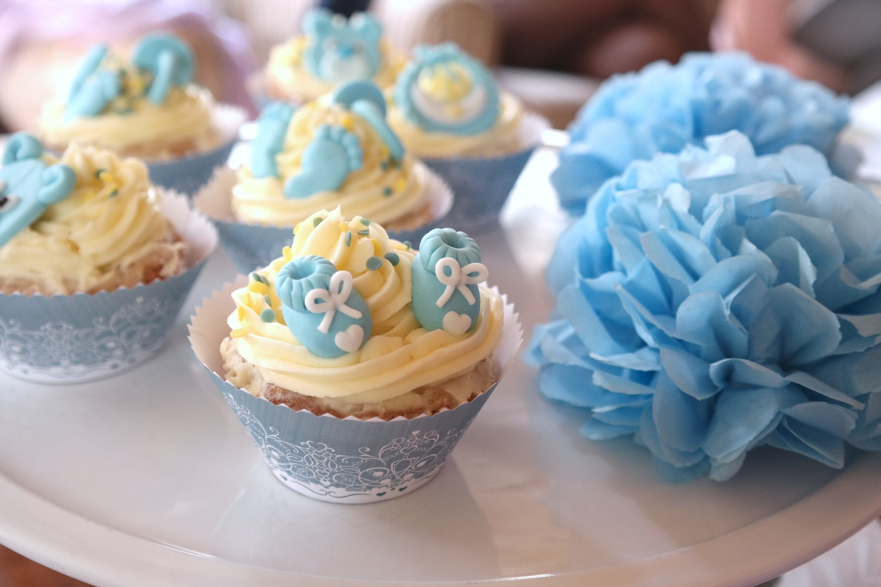 Babyparty - Baby shower party ideen ...