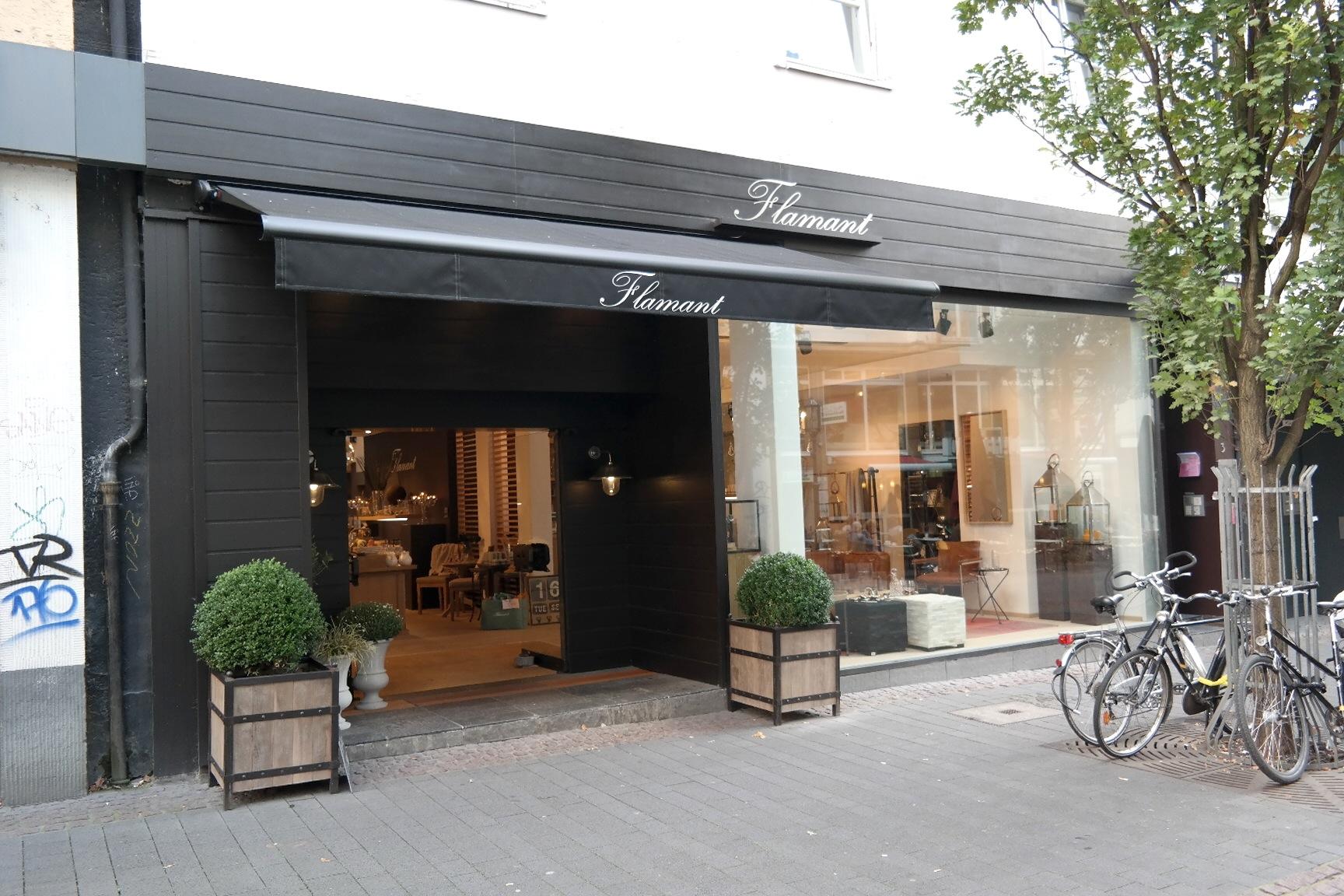 flamant store bonn innenstadt m belgesch ft. Black Bedroom Furniture Sets. Home Design Ideas