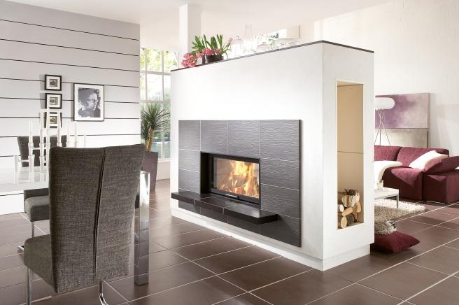 Kamin Modern Raumteiler ~ Beste Bildideen Zu Hause Design