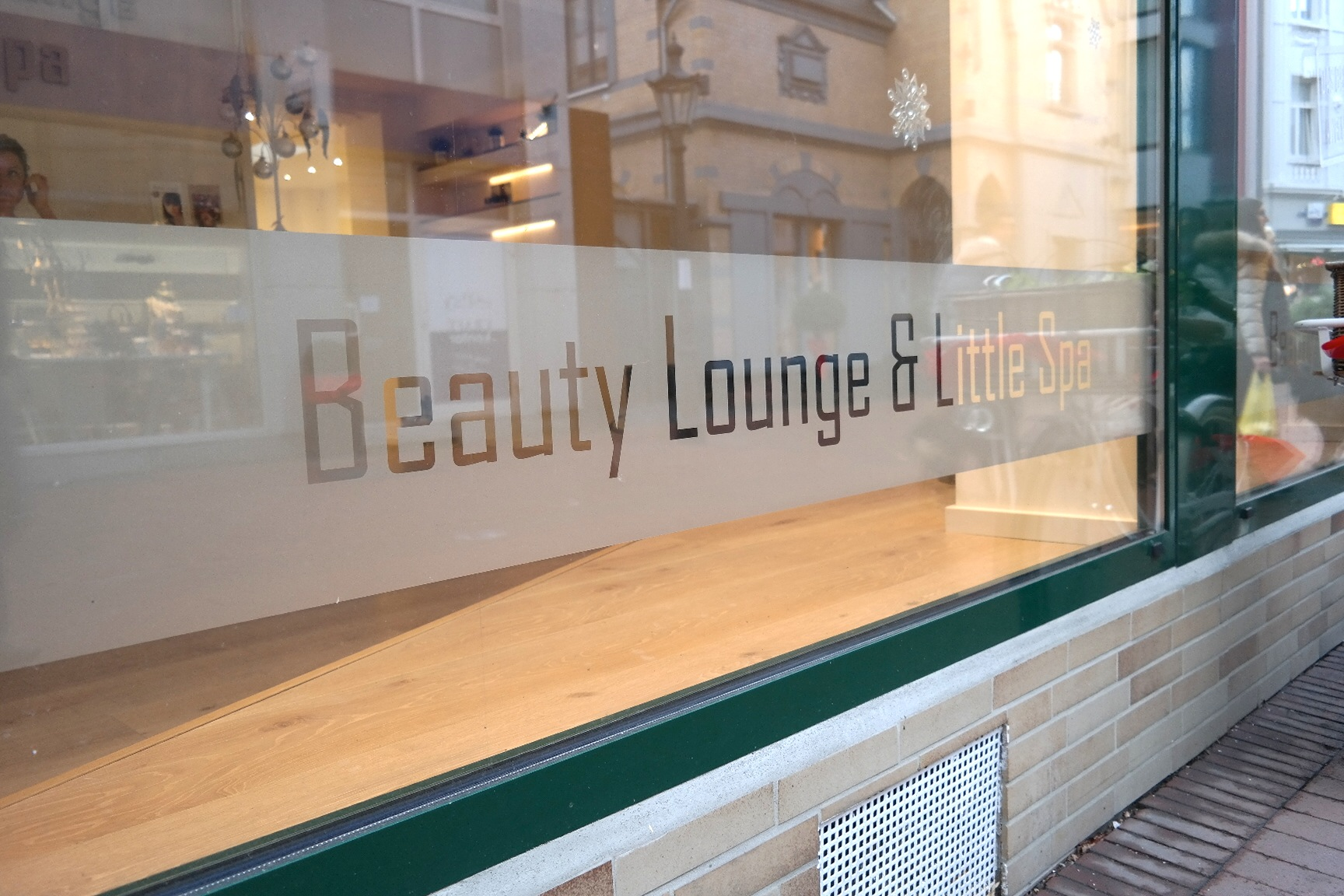 Maritim Bonn Bad Godesberg Wellness : Beauty Lounge & Little Spa Bonn Bad Godesberg Lifestyle Blog Kosmetik