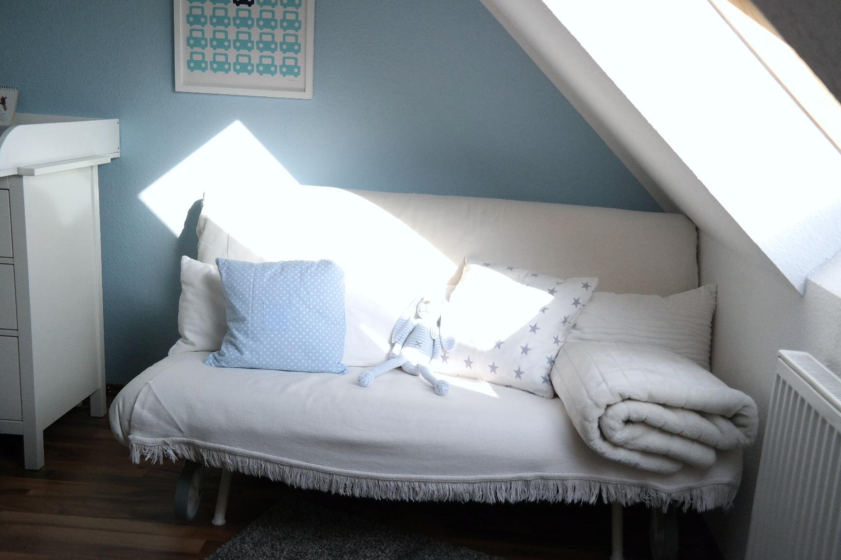 Babyzimmer Kinderzimmer Erstaustattung Blog Kuschelecke Kissen Blog ...