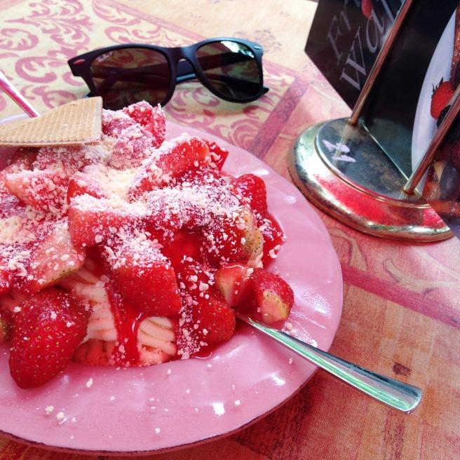 12 von 12 bloggeraktion missbonnebonne mein tag  spaghettieis