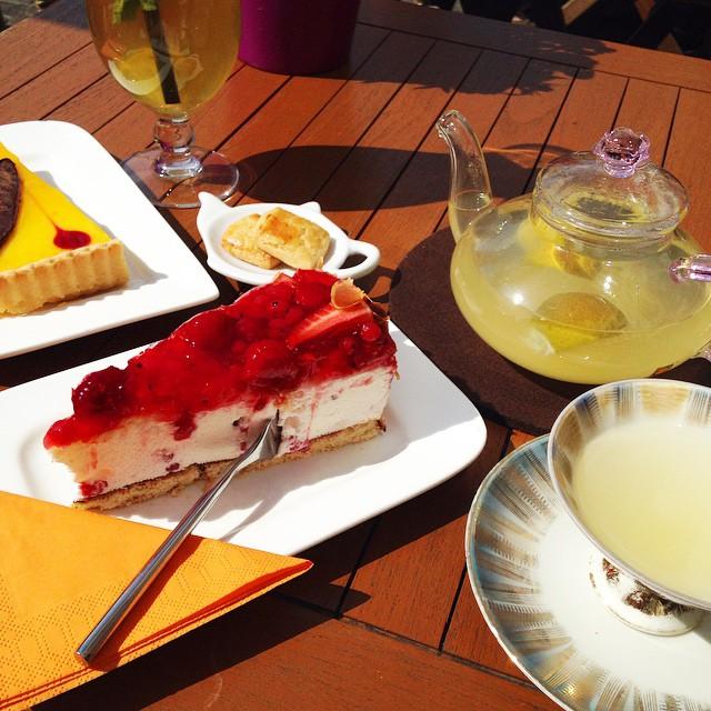 First Flush Bonn Innenstadt Frühstück bestes Tipp Empfehlung Tee trinken Kuchen essen