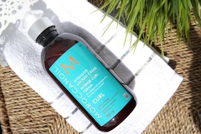 Moroccanoil Haarpflege Erfahrung trockene Haare Locken gelockt Pflege Arganöl