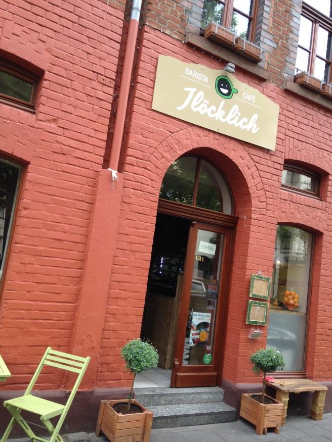 WDR Frau TV Trauzeugin cafe jlöcklich