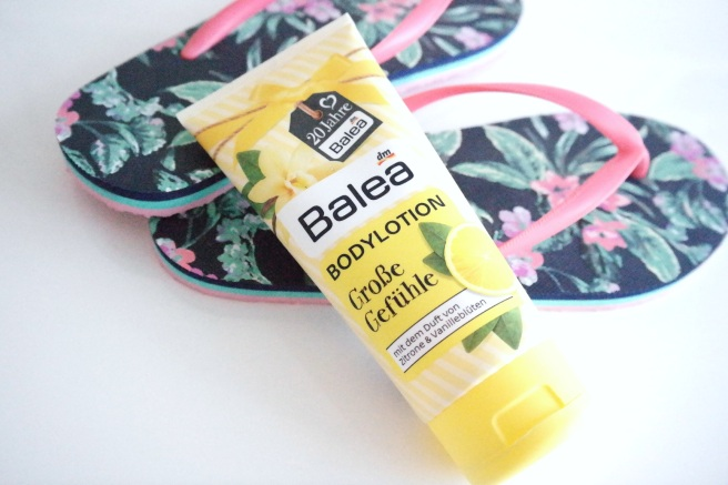 beautyliebling beautyblog deutschland bonn missbonnebonne empfehlung blogger balea bodylotion zitrone große Gefühle