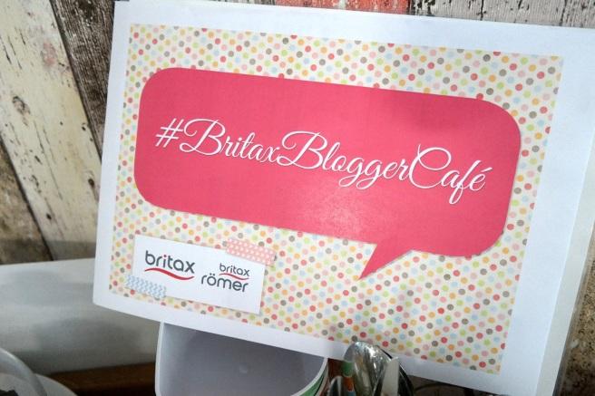 Britax Blogger café Britax Römer Event Bloggerevent Köln 2015 Mamablog