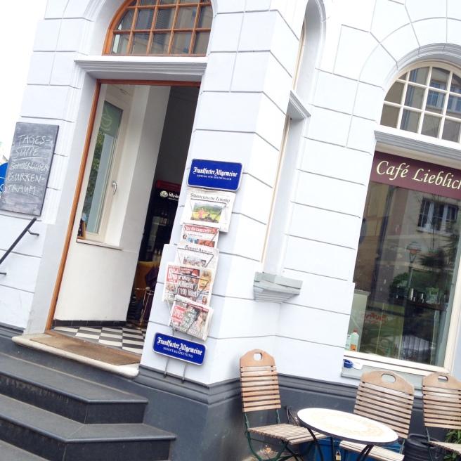 WDR Lokalzeit Bonner Talweg Südstadt Bloggerin Café Sahneweiß