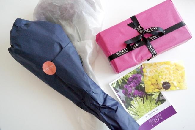 bloomy days blumenabo getestet pflanzenpflege schnittblumen pflegeset blumen verschicken per post