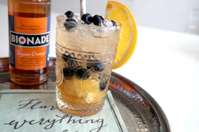 Bionade Sorten testen Empfehlung wie schmeckt Cocktails Rezeptideen Lifestyle Blog Bonn alkoholfrei Schwangerschaft Stillzeit Getränke Ideen