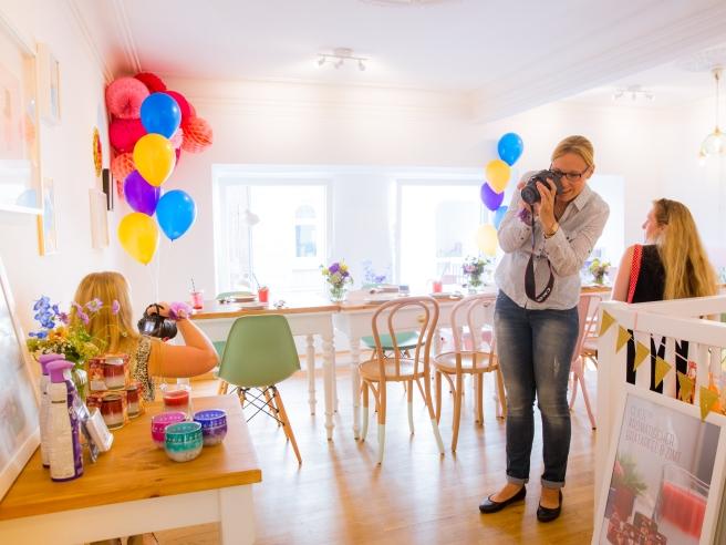 glade bloggerevent hamburg zuckermonarchie duftkerzen raumdüfte cafe cupcakes cakepops bloggertreffen