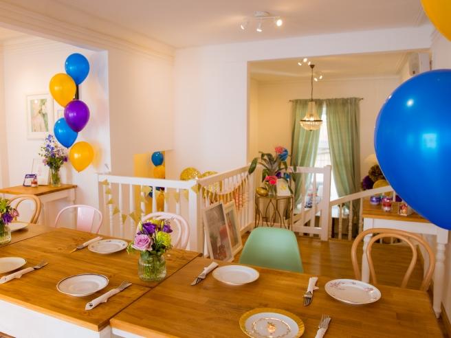glade bloggerevent hamburg zuckermonarchie duftkerzen raumdüfte cafe cupcakes cakepops dekoration