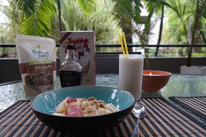 #missbbdownunder ostküste australien autofahren roadtrip mit kind baby cairns reiseblog erfahrung tipps Supermarkt frühstück