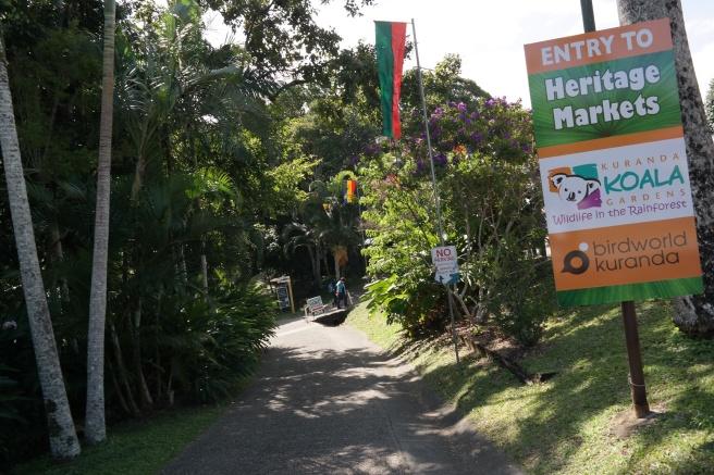 skyrail cableway seilbahn regenwald cairns ausflug tagesausflug scenic train zugfahrt erfahrungsbericht cairns kuranda mit baby #missbbdownunder tierpark schmetterlingpark vogelpark