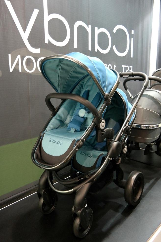 Kind und Jugend 2015 Messe Neuheiten Mamablog Bloggertreffen Aden Anais Disneybreakfast Baby Geschenk zur Geburt zum ersten Geburtstag icandy zwillingswagen