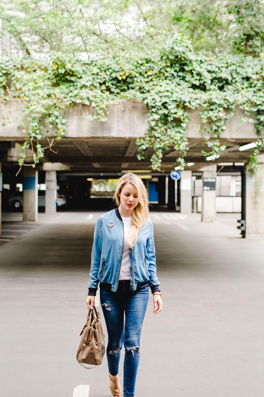 Ein Fashion Post – MissBB in love with Denim MissBonn(e