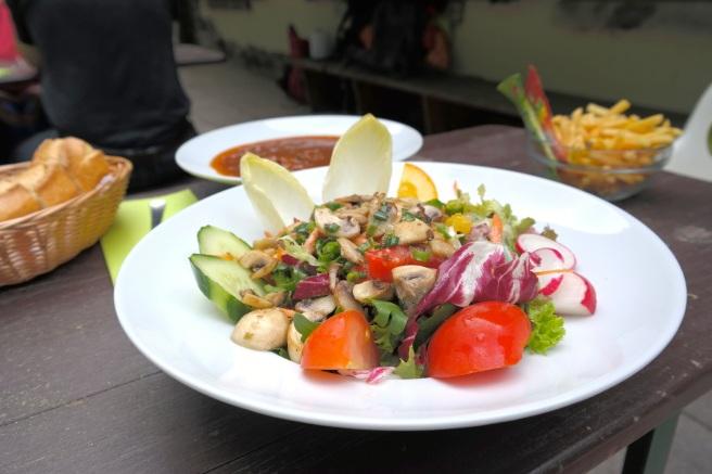 Milchhäuschen Bonn Siebengebirge Waldgastronomie Cafe Frühstück Wandern Ausflugsziel